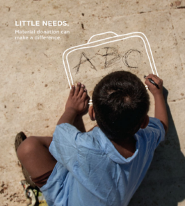 Little Needs – Material can make a difference